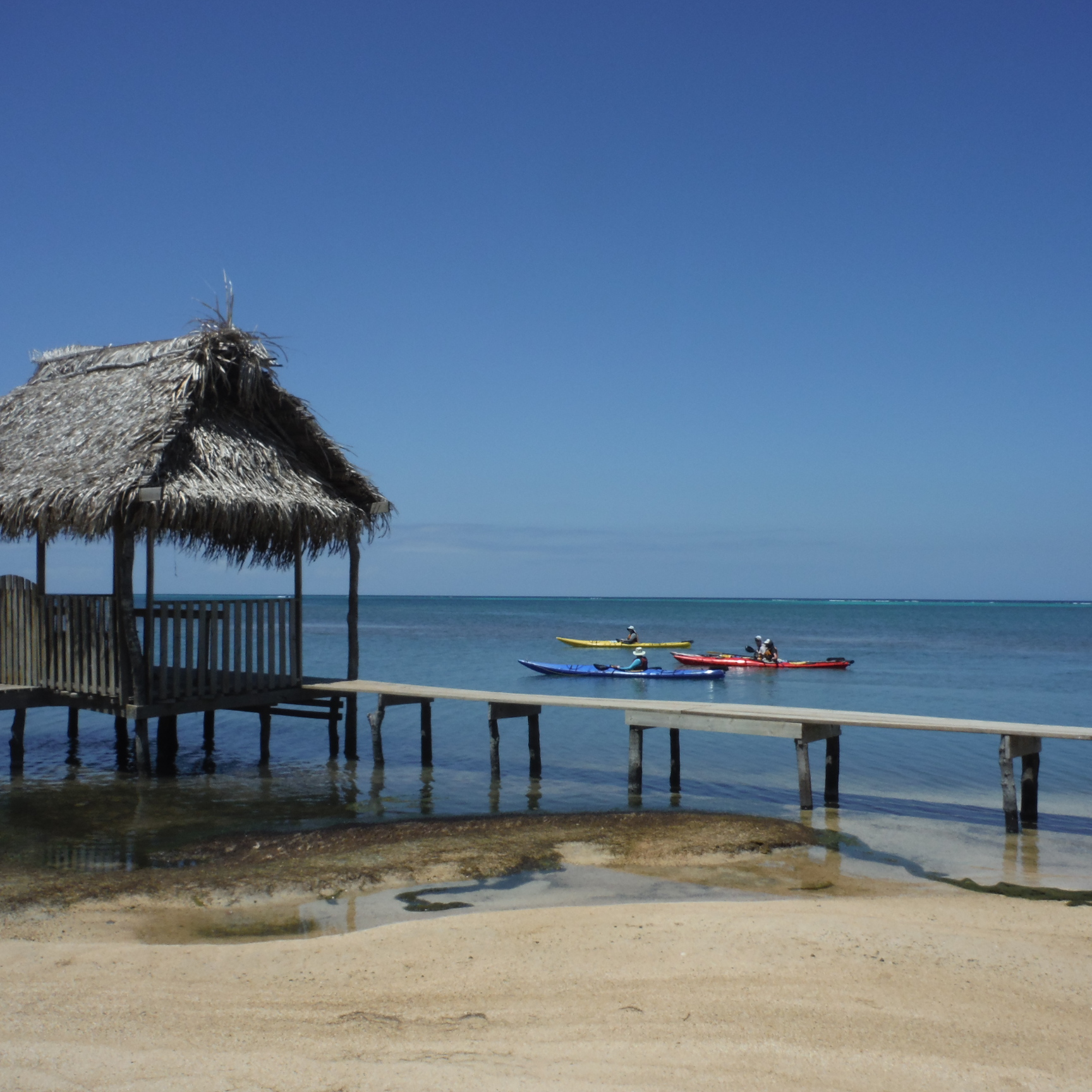 Roatan Island: Honduras And The Bay Islands, Roatan Kayak