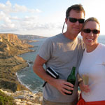 Paddling Trip to Crete - Cliffs above Matala