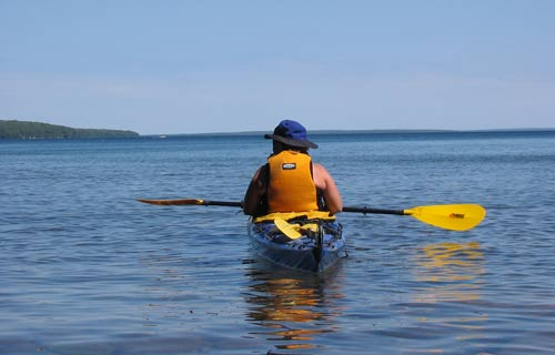 Door County Wi Kayaking Amp Camping The Northwest Passage