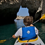 milos, kayak, greece, adventure, tour, best,
